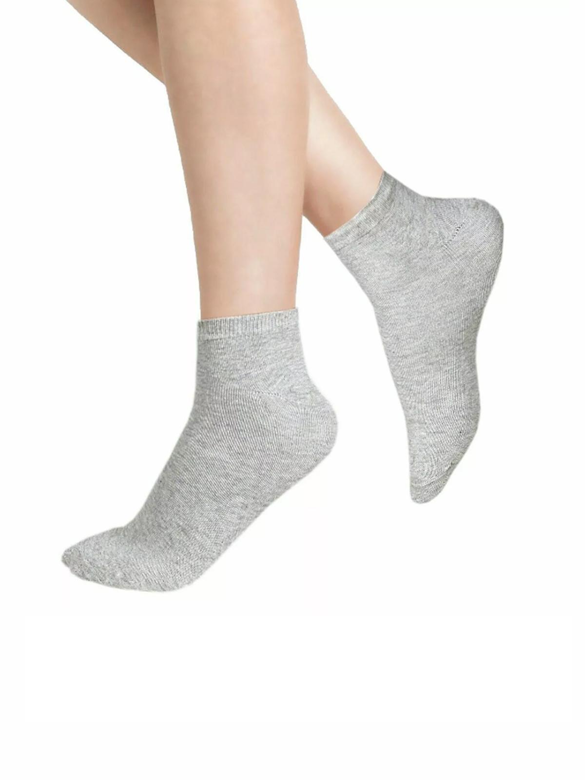 12 Pairs of Cotton Trainer Socks